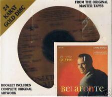 Belafonte, Harry Jump up Calypso DCC GOLD CD NEU Sealed