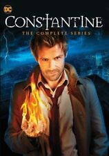 Constantine: The Complete Series (DVD 2016, 3-Disc Box Set) New Sealed