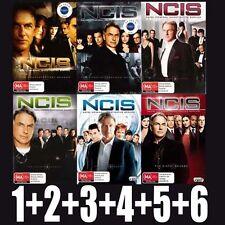 NCIS : SEASON 1 - 6 : NEW DVD