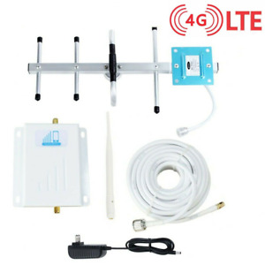 Verizon 4G LTE 700MHz Band 13 Cell Phone Signal Booster Amplifier Straiight Talk