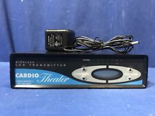 Cardio Theater Wireless LCS Video Transmitter 13 Channel CH w/ Power Supply