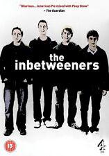 THE INBETWEENERS - SERIES ONE - DVD - REGION 2 UK