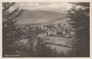 Ansichtskarte Nordrhein - Westfalen  Bigge  1942