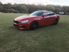 2012 bmw 640d m sport m6 replica coupe imola red m5 amg