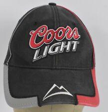 Gray Coors Light Beer Co Logo est 1978 Embroidered Baseball hat cap Adjustable