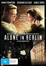 Alone In Berlin :  DVD R4 AUSTRALIAN.