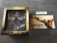 GOD OF WAR ASCENSION EDITION COLLECTOR SONY PS3 NEUF VF + ARTBOOK L'HISTOIRE