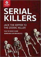 Serial Killers: Jack the Ripper to the Zodiac Killer (Paperback or Softback)