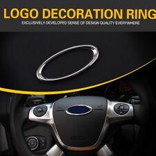 Ford volante emblema cromo fiesta Focus Mondeo Kuga Galaxy St