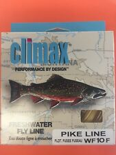 Climax by Cortland Pike Line WF10F Fly Line