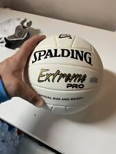 Spalding Extreme Pro Volleyball White