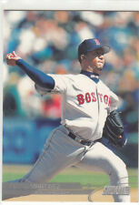 PEDRO MARTINEZ 2002 TOPPS STADIUM CLUB #45 BOSTON RED SOX