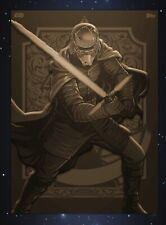 Topps Star Wars Card Trader GALAXY SELECTS S2 W2 GREEN Darth Vader Red Rising
