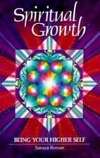 SPIRITUAL GROWTH by Sanaya Roman FREE SHIPPING paperback book higher self mind