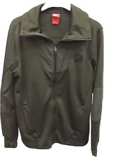 """Mens Khaki Nike Air Max Tracksuit Top - Size Large 40"""" Chest"""
