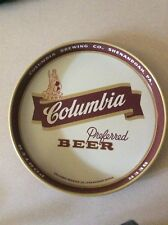 Columbia Beer Tray !