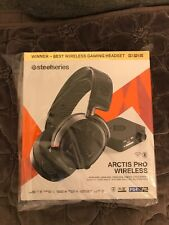 SteelSeries Arctis Pro Wireless Gaming Headset, Dual Wireless, 20 Hour Battery
