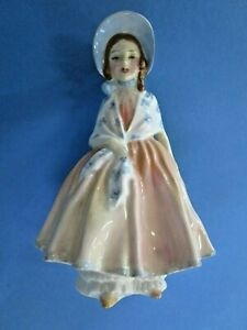 "Royal Doulton Figurine ""Lily"" HN 1798 Leslie Harradine"