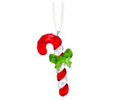 Swarovski Christmas Candy Cane Ornament # 5223610 New in Original Box