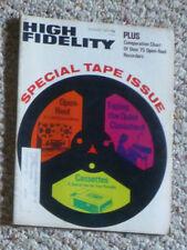 AUGUST 1972 high fidelity magazine