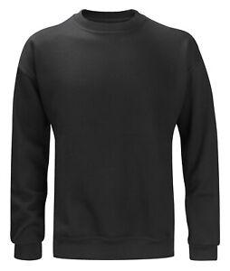 Men's Sweatshirt 280gsm - Black / Navy - SWS280