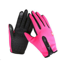 Waterproof Men's Women Winter Bicycle Ski Warm Motorcycle Touch Driving Gloves