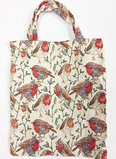 Tapestry Robin Eco Tote Bird Bag Signare