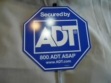 NEW 2019 ADT SECURITY ALARM YARD SIGN & NO STICKERS WATERPROOF & UV RESISTANT