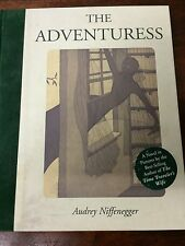 THE ADVENTURESS AUDREY NIFFENEGGER HC HARDCOVER A Novel in Pictures Fine
