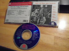RARE OOP 1965 All Star Jam Session CD live JAZZ Vic Dickenson Benny Waters Buck