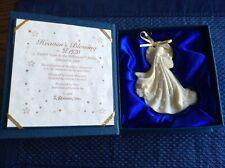 "The Millenium Ornament Limited Edition ""Heavens Blessing� 1998 Roman Inc"