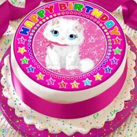 DISNEY blanche neige Jeu de caractères de décoration givrage plaquette Edible Cake Topper A4