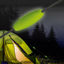 ROPESCOUT Makierclips Zelt Seile Zäune Drähte Camping Makierung nachtleuchtend 8