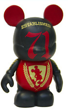 "Disney WDW 40th Anniversary 3"" Vinylmation ( 71 ) Cast Exclusive"