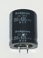 820uF 250V 105C ELECTROLYTIC CAPACITORS PACK OF 1