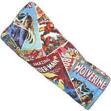 Golf Voile-Conducteur, Marvel Comic Book Head Cover Handmade Thor Hulk Iron Man