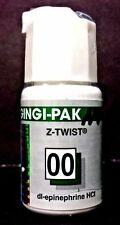 Gingi-Pak Z-Twist Gingival Retraction Cord Size 00 di-epinephrine HCI #10170M