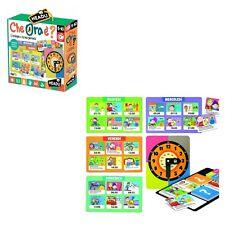 gioco educativi dell'orologio giocattolo per bambini infanzia HEADU che ora è