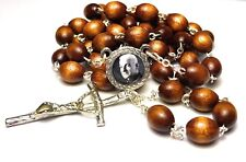 Saint André Andre of Montreal Bessette brown rosary Congregation of Holy Cross
