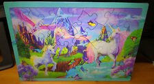 3D Lenticular Unicorn Jigsaw Puzzle 40 pieces New Sealed