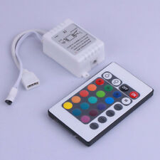 24 Key Ir Remote Controller Wireless 5050 3528 Rgb Smd Led Light Strips Sales