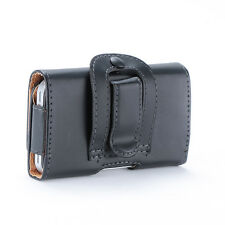 PU Leather Case Cover For iPhone 4 4G 4S 4GSHorizontal Belt Clip Holster Pouch