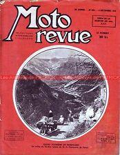 MOTO REVUE  932 NORTON 500 International 30 Dominator VELOCETTE LE 150 1948