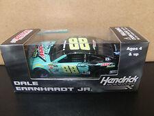 RARE Dale Earnhardt Jr 2015 Mountain Dew Baja Blast Chevy SS 1/64 NASCAR