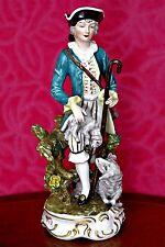 Antique German 'Meissen' Porcelain Figurine