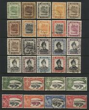 Brunei Collection 28 Stamps Used