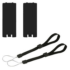 Battery cover wrist strap for Wii remote controller - 4 in 1 pack   ZedLabz