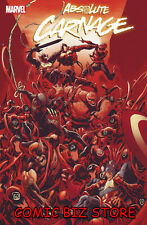 ABSOLUTE CARNAGE #5 (OF 5) (2019) 1ST PRINTING RYAN STEGMAN MAIN COVER ($4.99)
