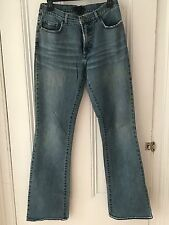 JUST CAVALLI MEN'S BOOT CUT ZIP FLY JEANS 34 US 48 EU 32x34