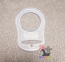 Silikonring Schnullerkette für Schnuller ohne Ring Nuckeladapter Silikonadapter